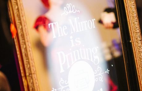 mirror booth